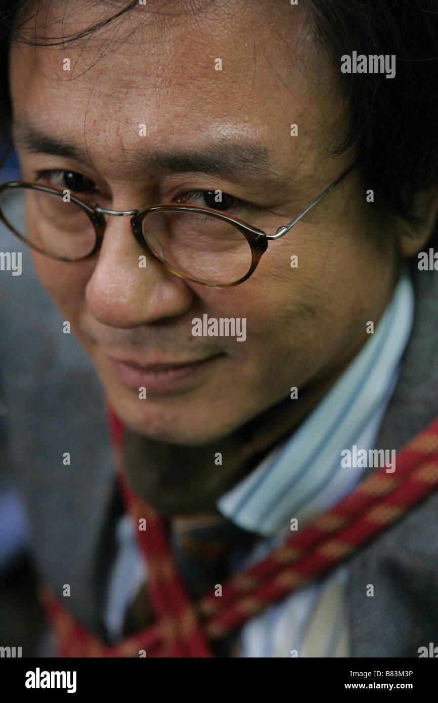 Lady vengeance Chinjulhan geomjasshi  Year : 2005 South-Korea Director: Park Chan-wook Min-sik Choi - Stock Image