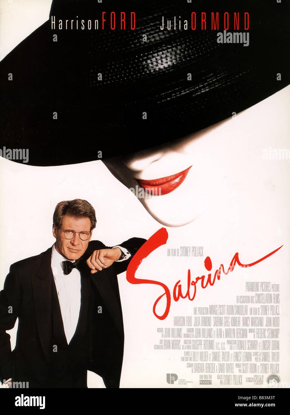Sabrina movie julia
