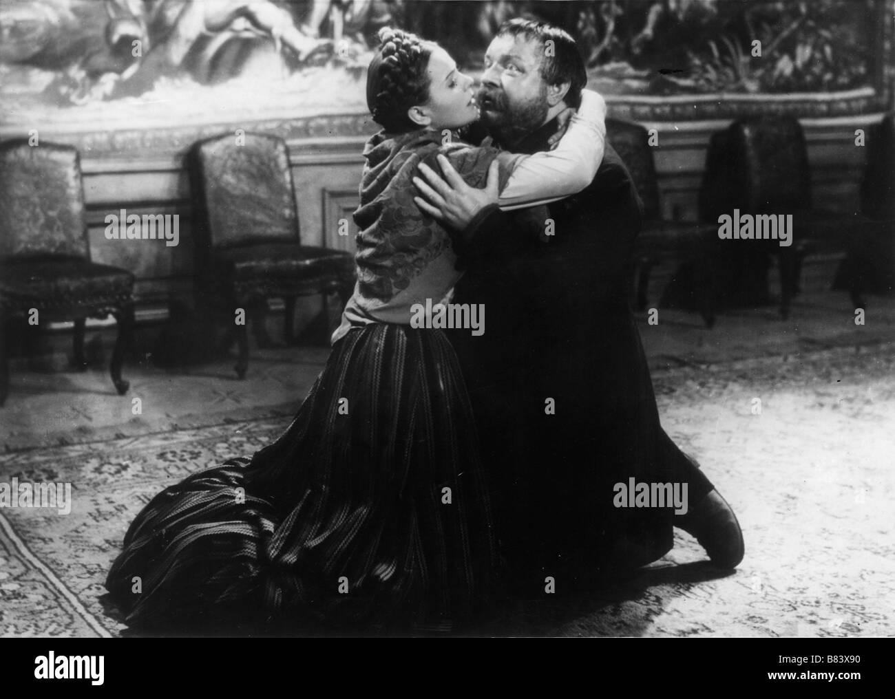 Der Postmeister The Stationmaster Year: 1940 - Germany Heinrich George, Hilde Krahl  Director: Gustav Ucicky Based - Stock Image