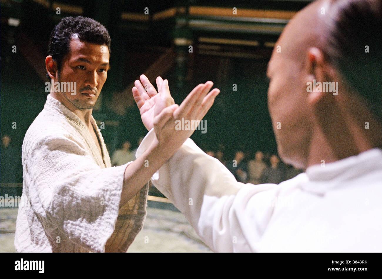 Huo Yuan Jia  Fearless Year : 2006 Hong Kong / USA  Shido Nakamura, Jet Li  Director: Ronny Yu - Stock Image