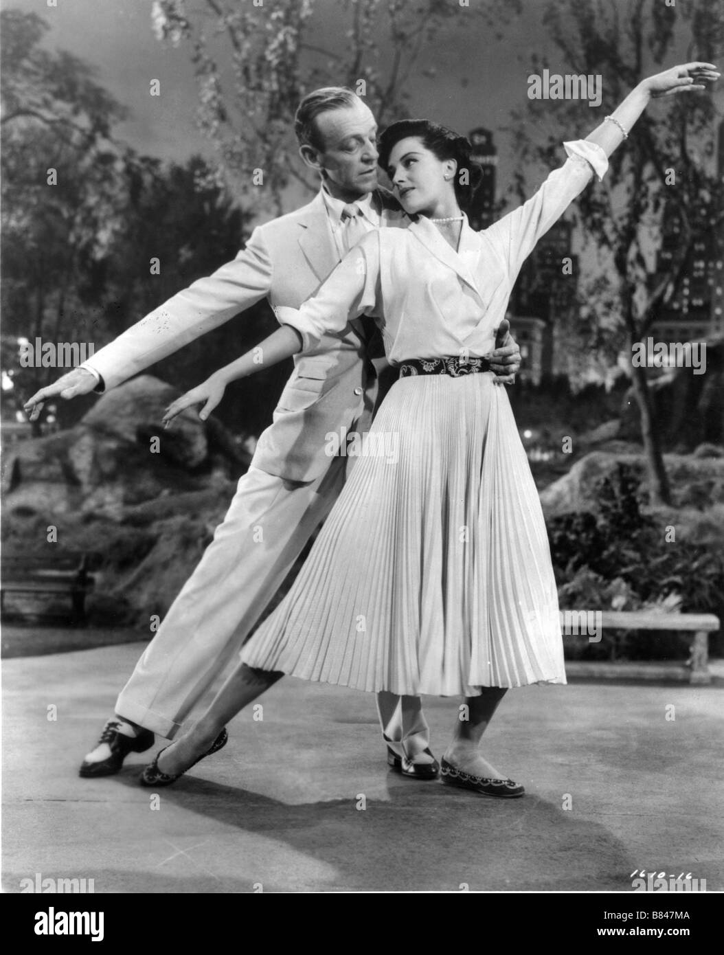 The Band Wagon Year : 1953 USA Cyd Charisse, Fred Astaire  Director: Vincente Minnelli - Stock Image