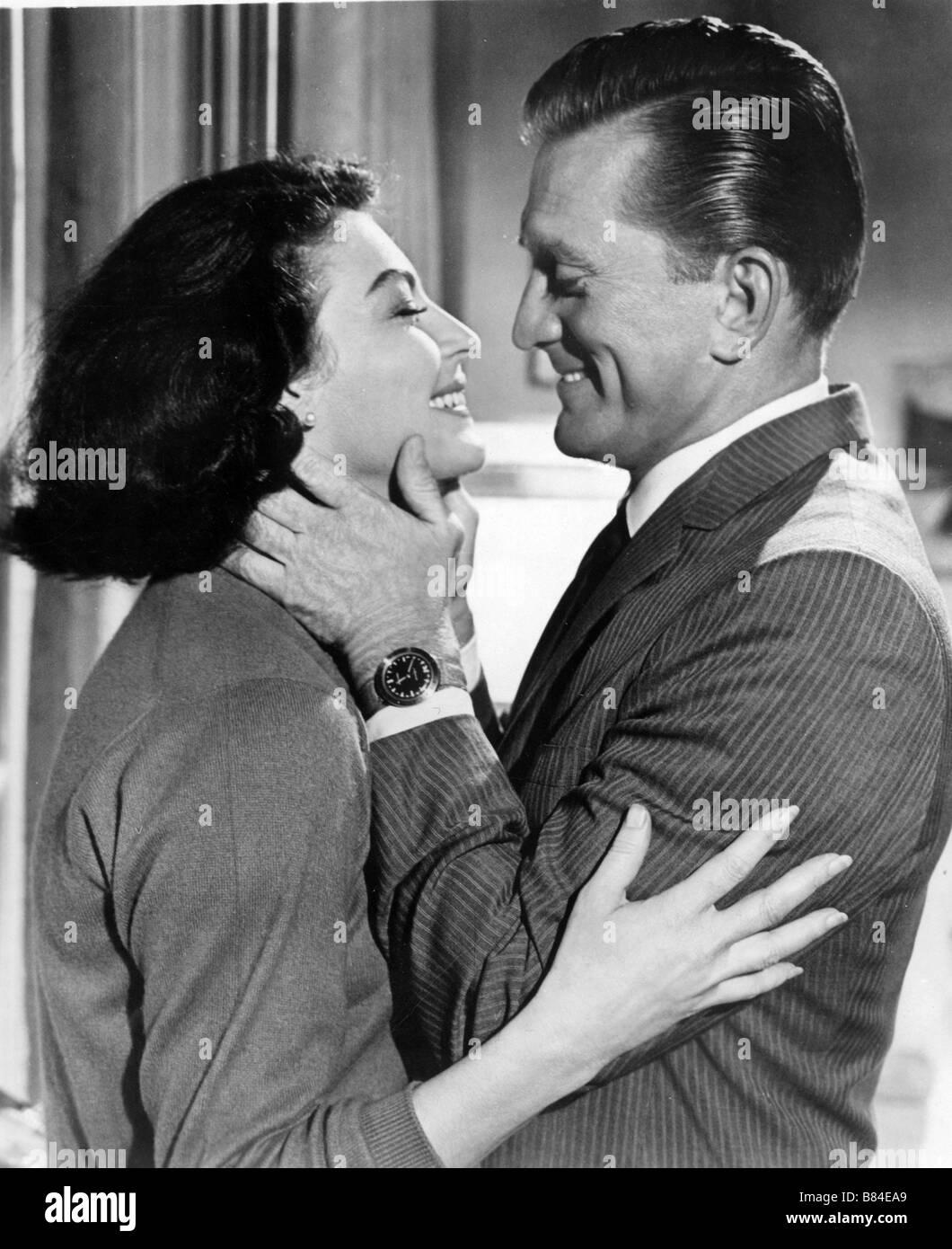 Seven Days in May (1964) USA Kirk Douglas , Ava Gardner  Director: John Frankenheimer - Stock Image