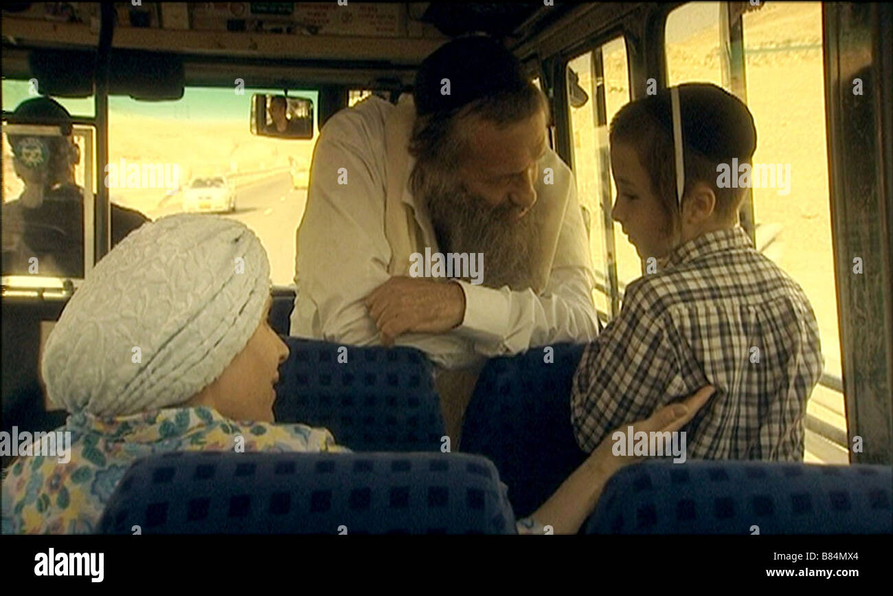 My Father my Lord Hofshat Kaits  Year: 2007 - Israel Assi Dayan, Ilan Grif  Director: David Volach Stock Photo