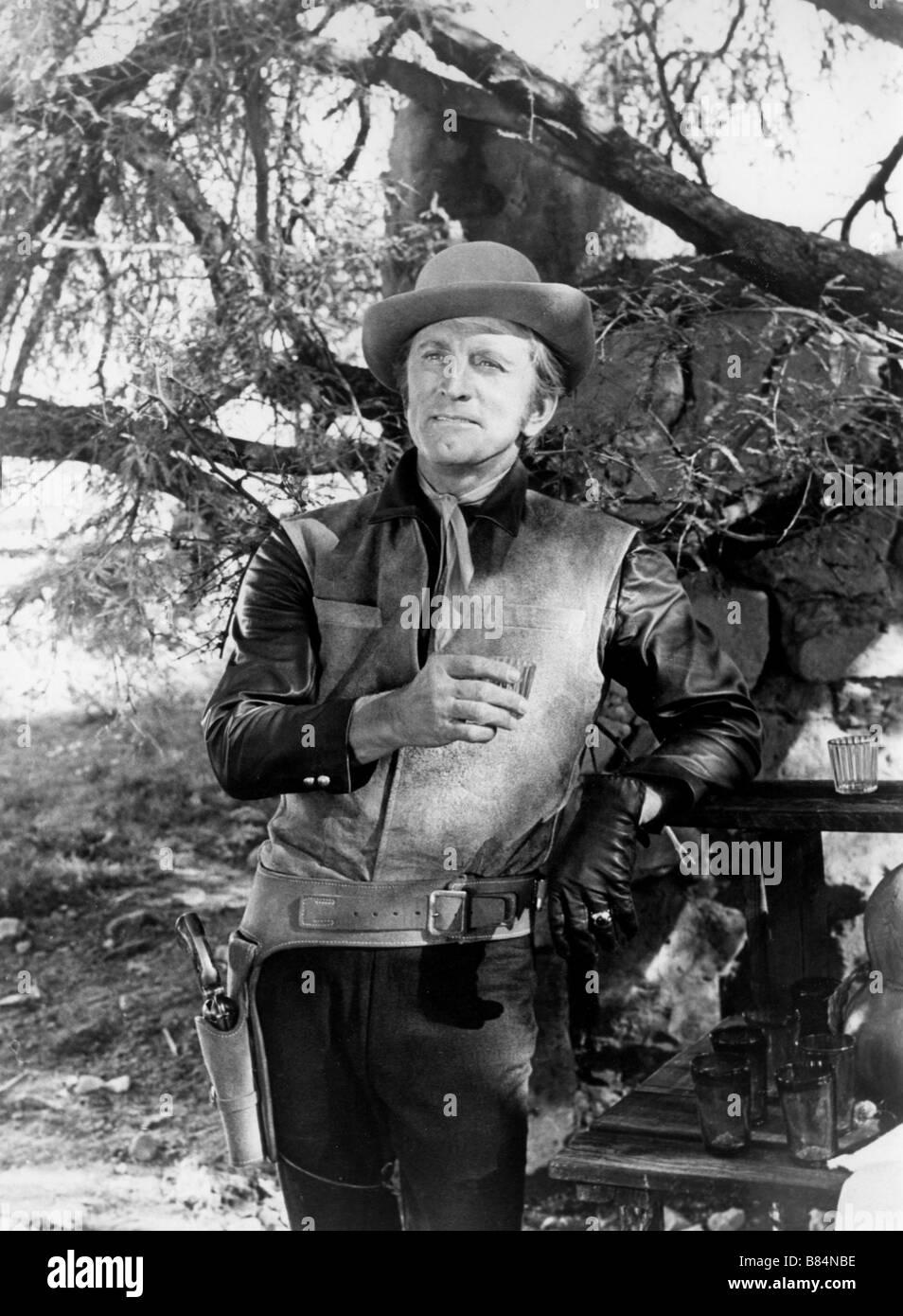 The War Wagon (1967) USA Kirk Douglas  Director: Burt Kennedy - Stock Image