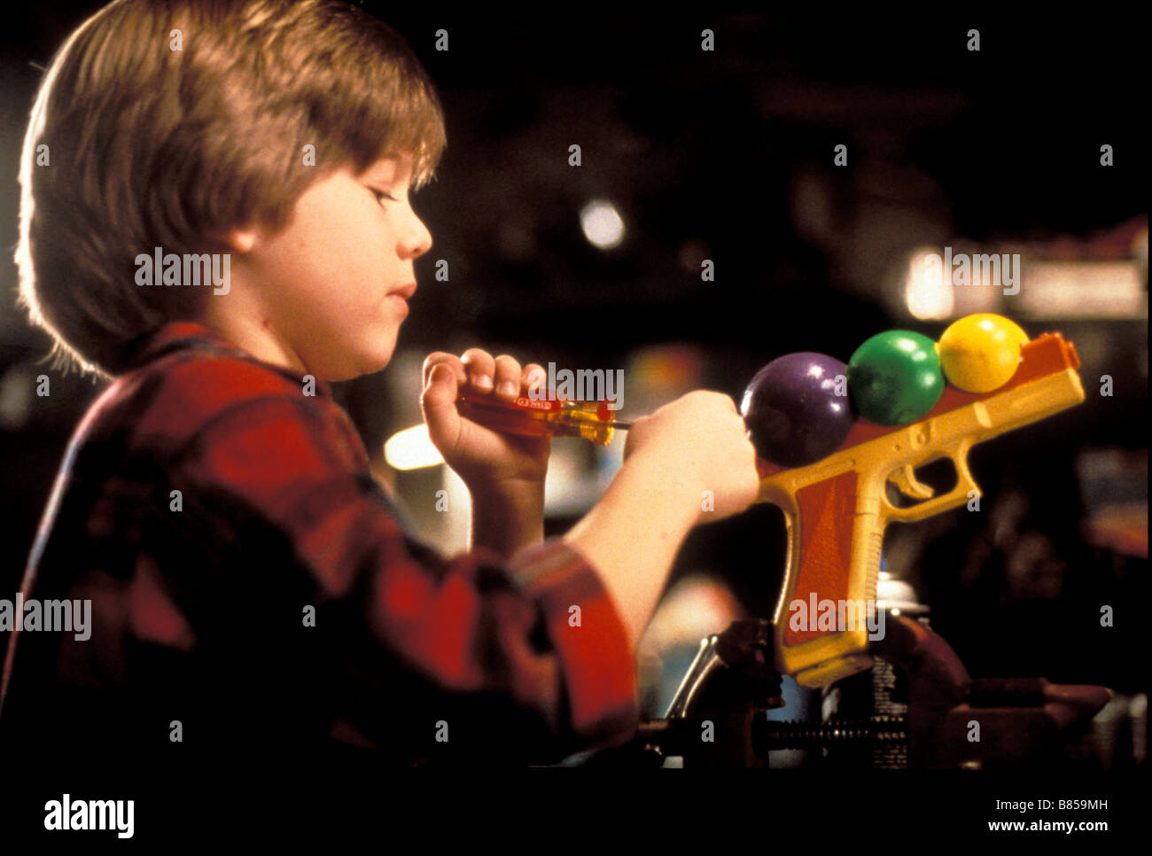 Home Alone 3 Year: 1997 USA Director : Raja Gosnell Alex D. Linz - Stock Image