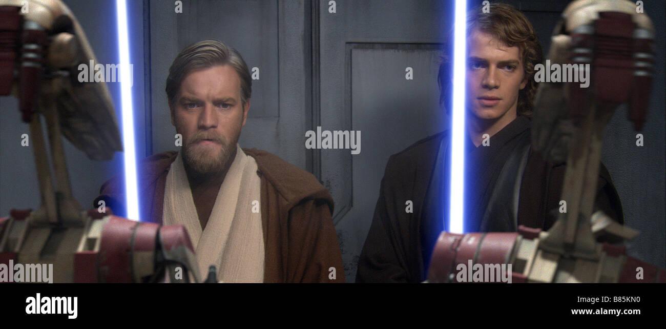 Obi Wan Kenobi Anakin High Resolution Stock Photography And Images Alamy