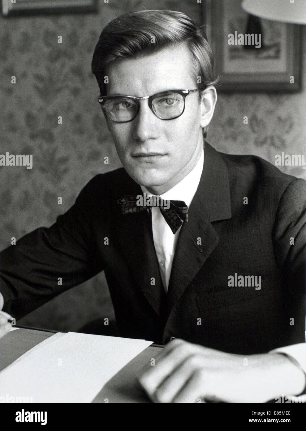 7de891a81925d Yves Saint Laurent (July 1960 Stock Photo  22253462 - Alamy