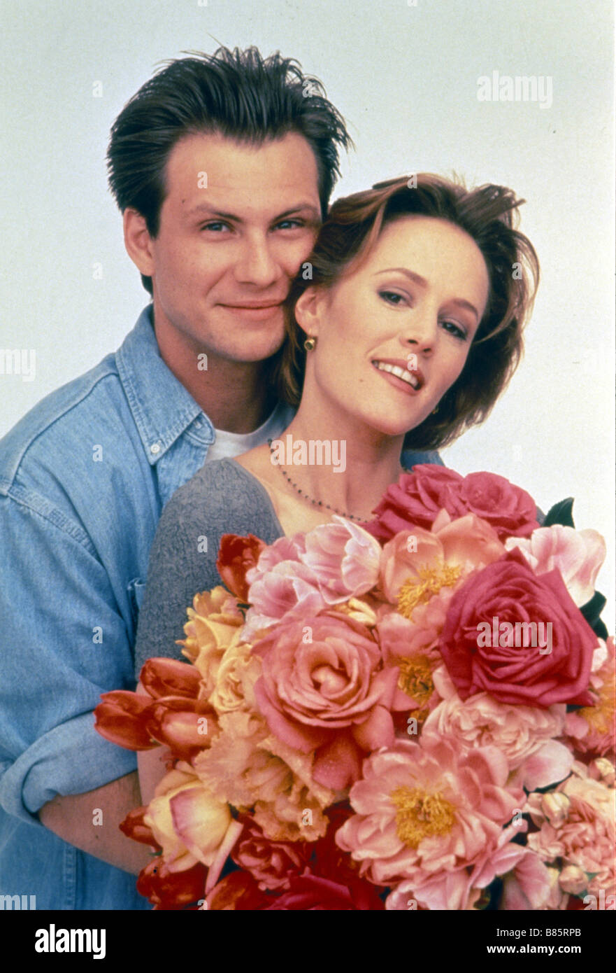 Bed of Roses  Année : 1996 - USA Christian Slater, Mary Stuart Masterson  Director : Michael Goldenberg Stock Photo
