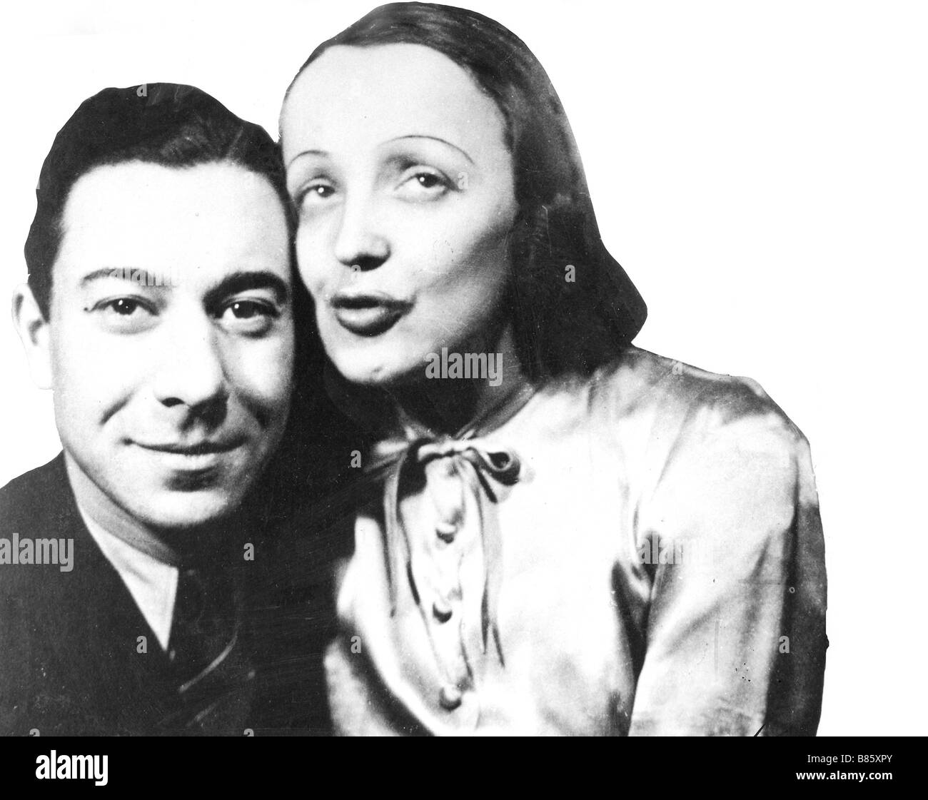Piaf and Paul Meurisse