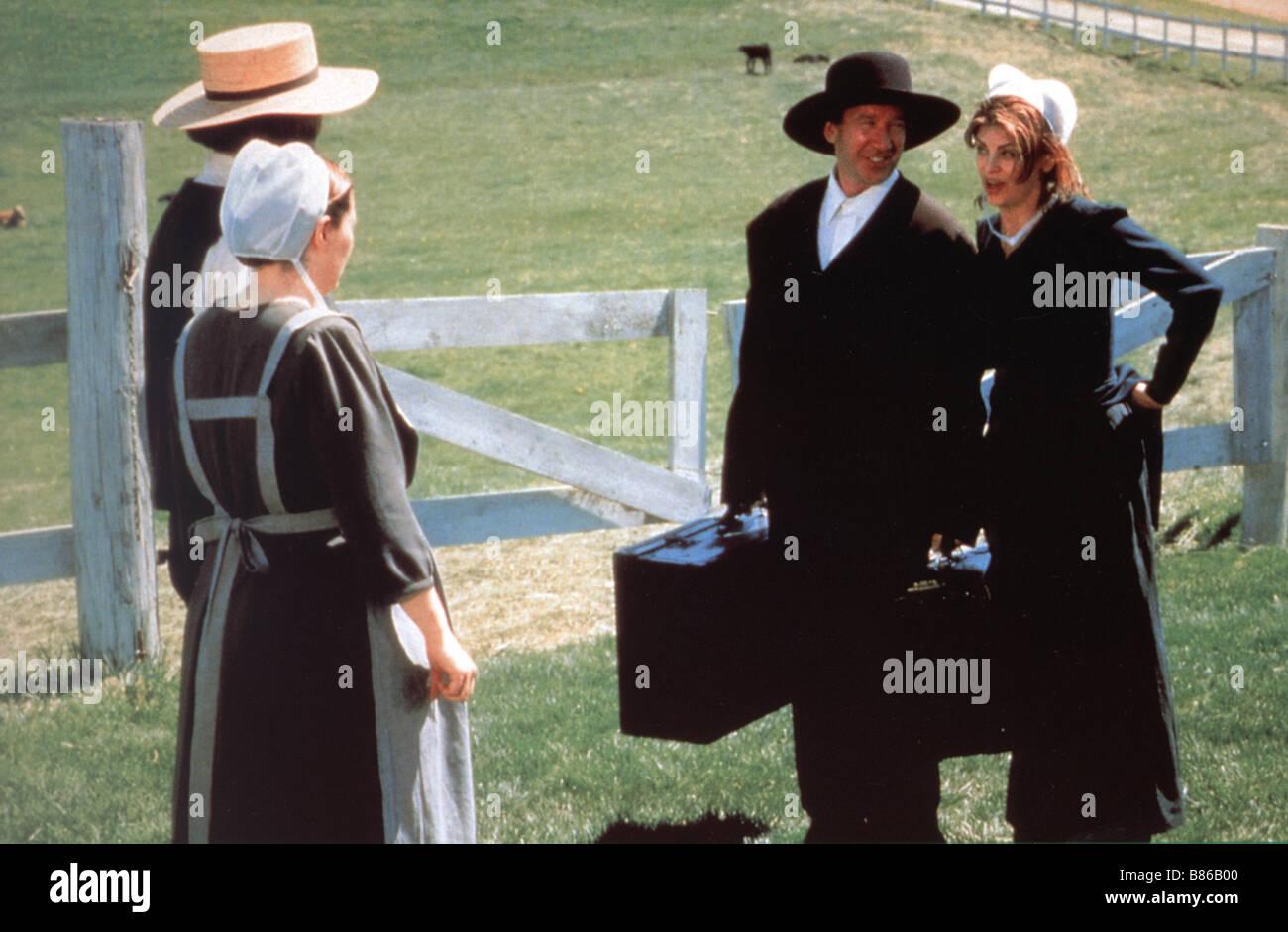 For Richer or Poorer  Année : 1997 - USA Tim Allen, Kirstie Alley  Director : Bryan Spicer - Stock Image