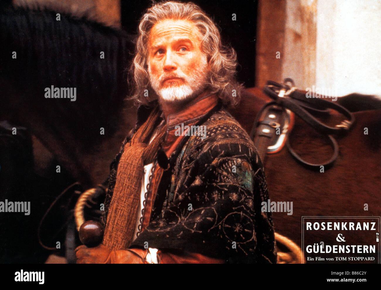 Rosencrantz et Guildenstern sont morts Rosencrantz and Guildenstern Are Dead  Année : 1990 - UK / USA Richard - Stock Image