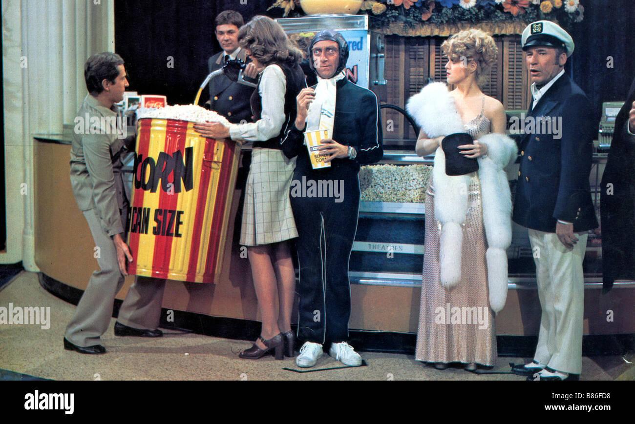 Silent Movie Year 1976 Usa Director Mel Brooks Mel Brooks Marty