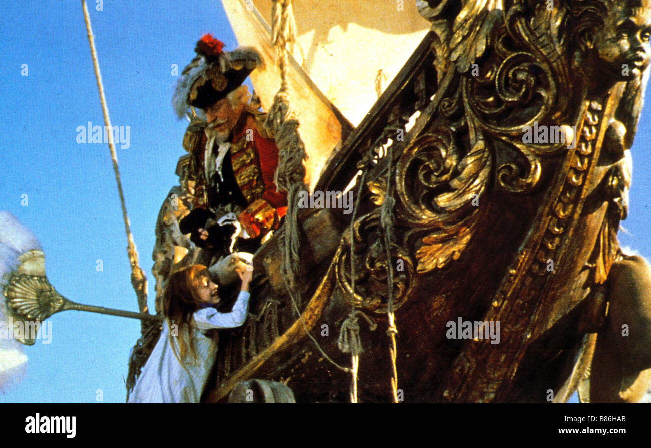 The Adventures of Baron Munchausen Year : 1988 UK / Italy Director: Terry Gilliam John Neville Stock Photo