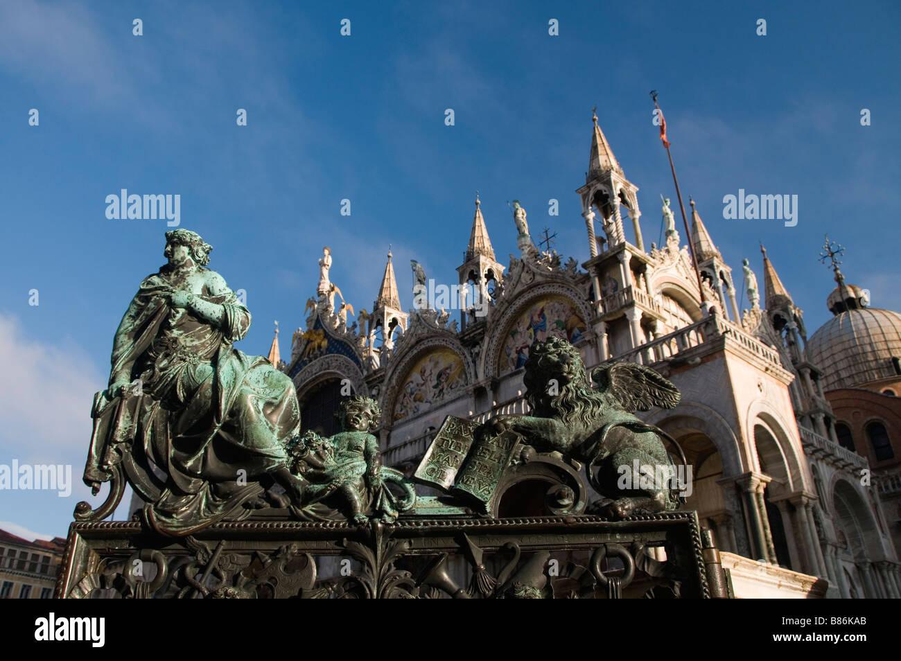 Loggetta Of San Marco Stock Photos & Loggetta Of San Marco Stock ...