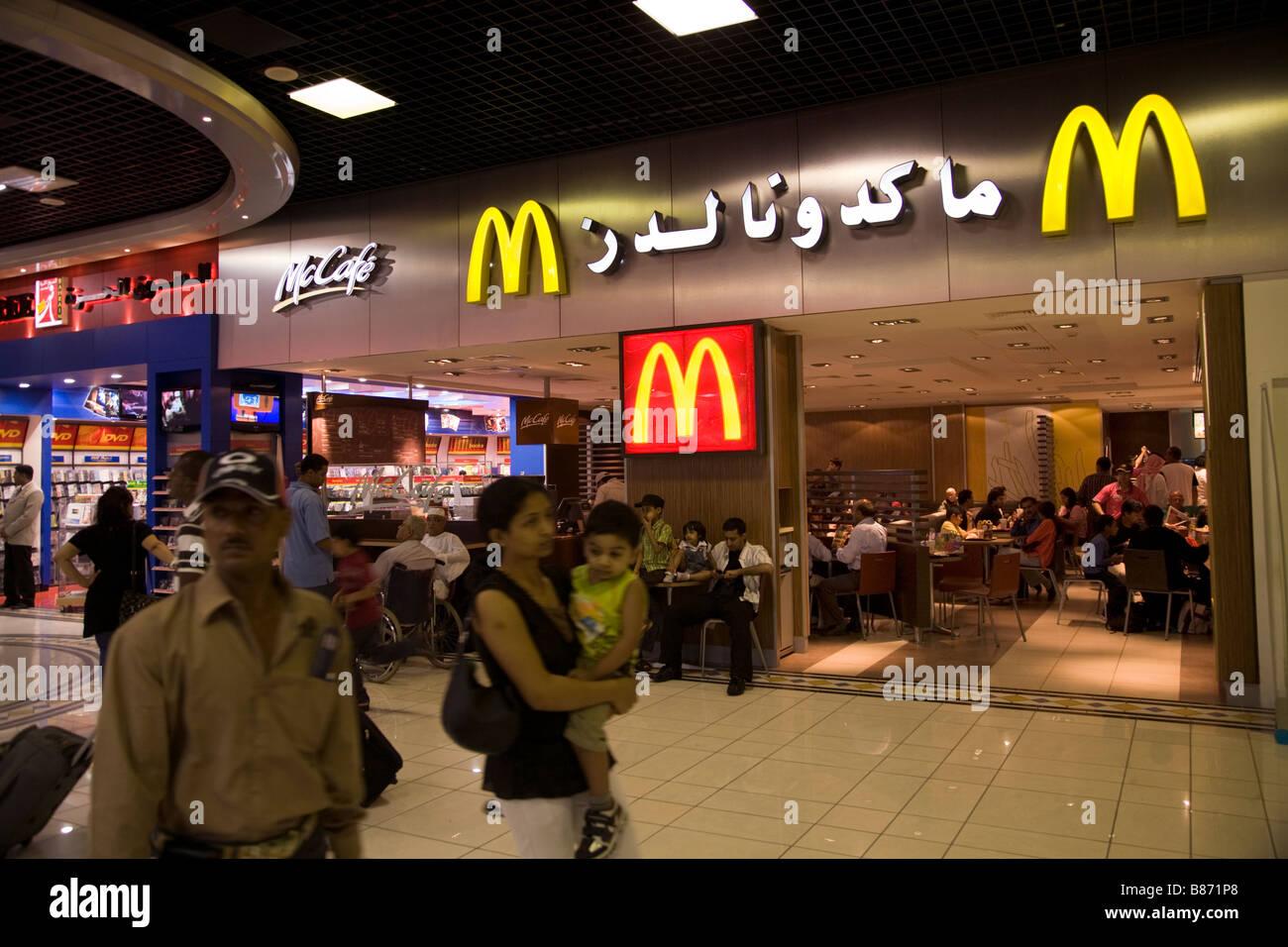 Fast Food Restaurants In Kuwait