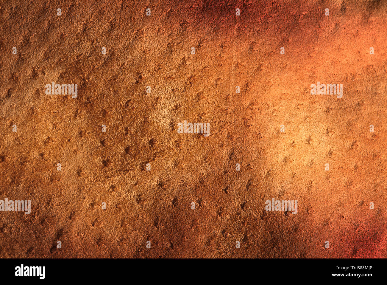 fine image of Old tattered leather background - Stock Image