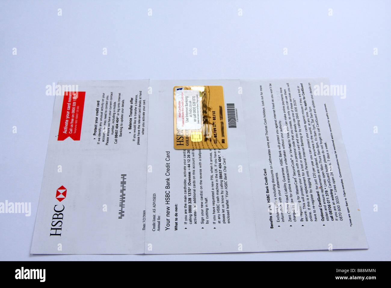 Carte Bleue Hsbc Premier.Hsbc Credit Card Stock Photos Hsbc Credit Card Stock