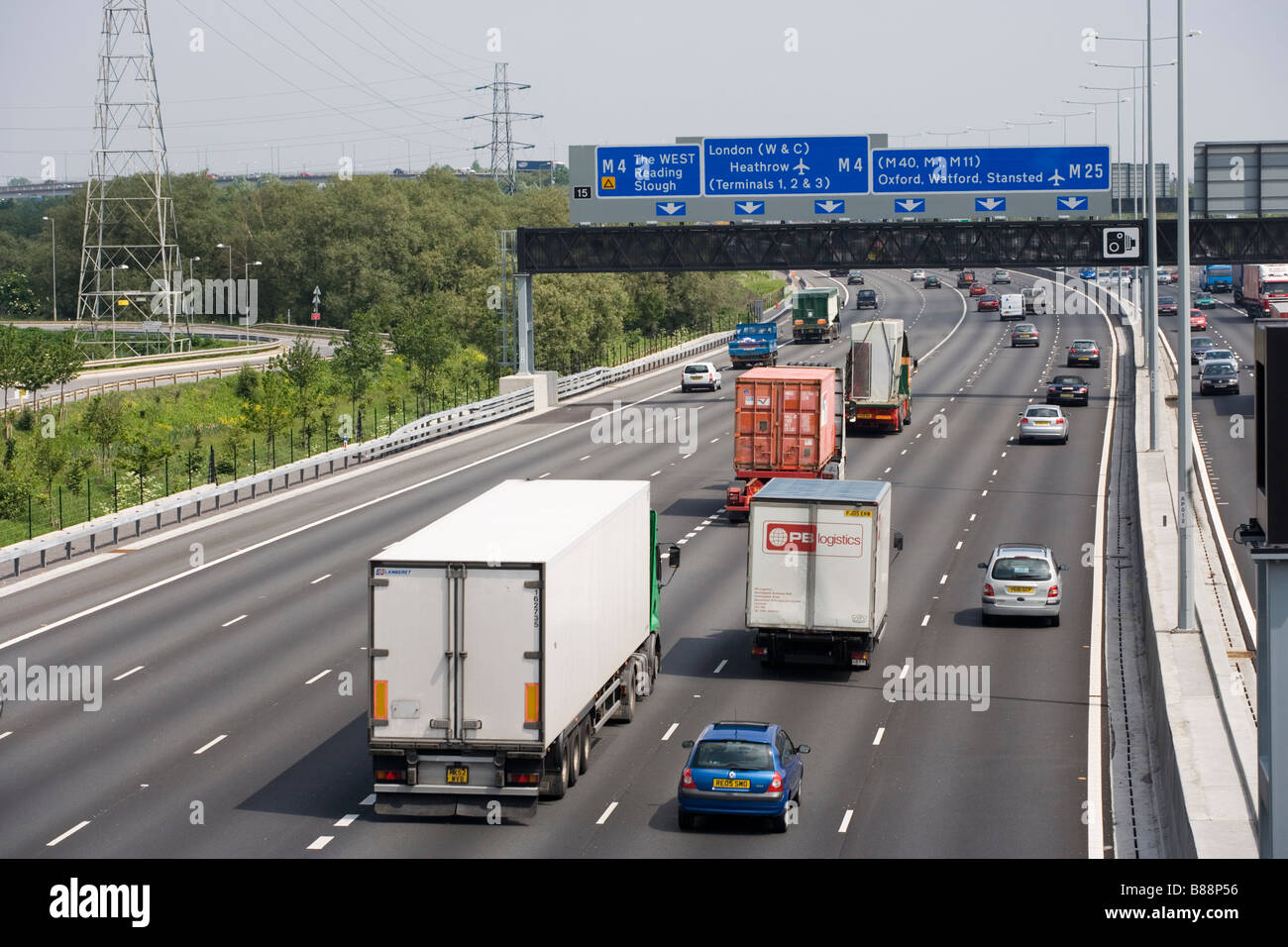 Junction 15 Stock Photos & Junction 15 Stock Images - Alamy
