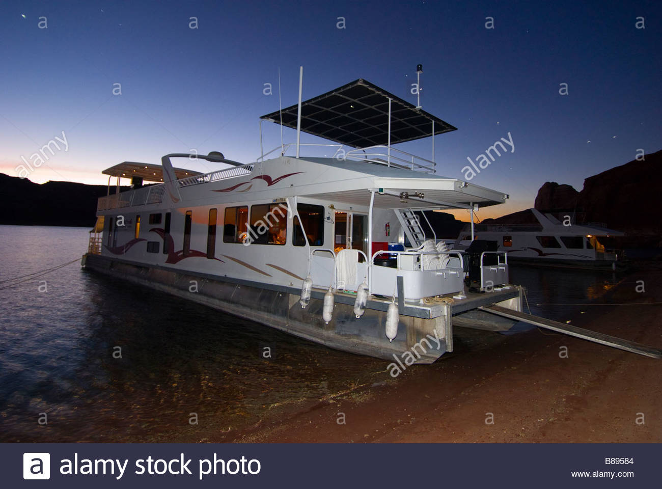 Luxury Houseboats Stock Photos Luxury Houseboats Stock