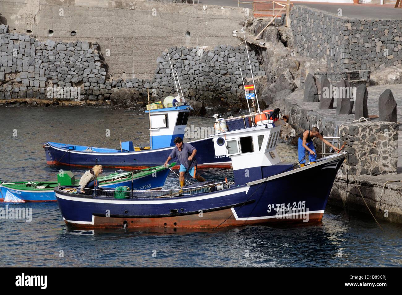 Los abrigos fish restaurants tenerife