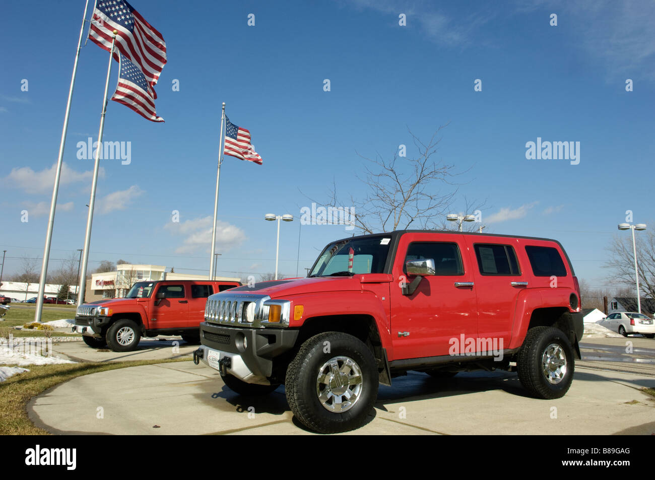 Hummer H3 Stock Photos & Hummer H3 Stock Images
