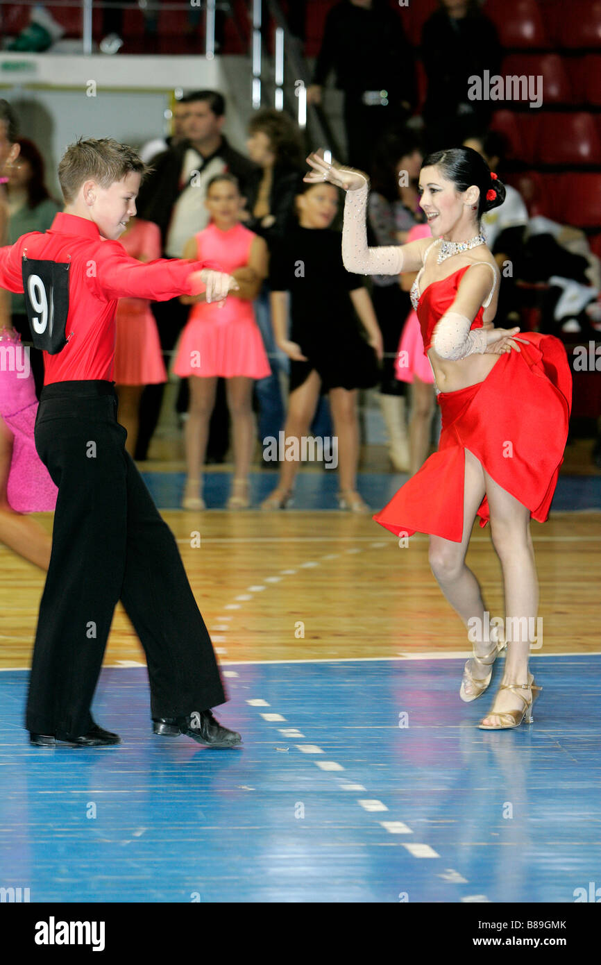 Why sports ballroom dancing is not part of the Olympiad is unfair 74
