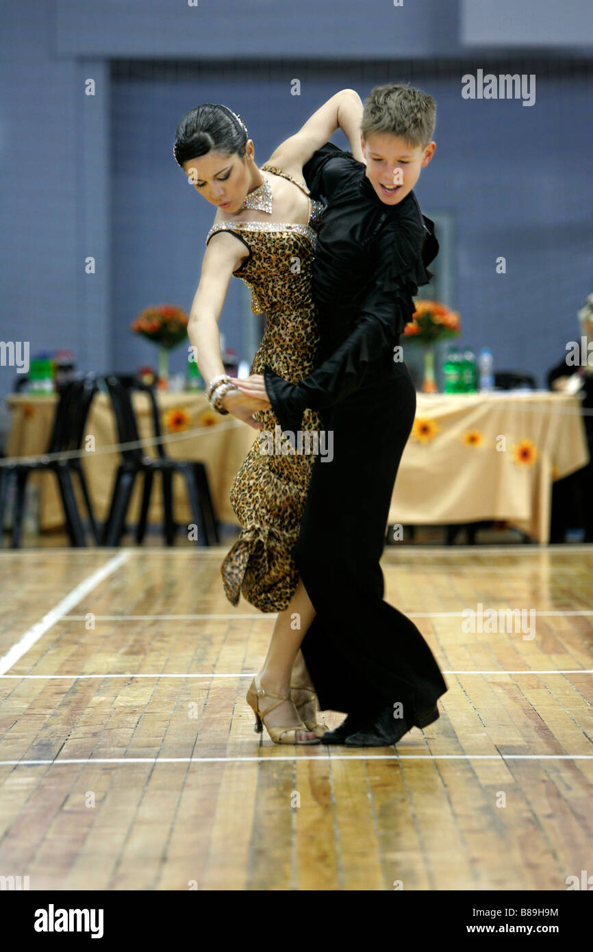 Why sports ballroom dancing is not part of the Olympiad is unfair 8
