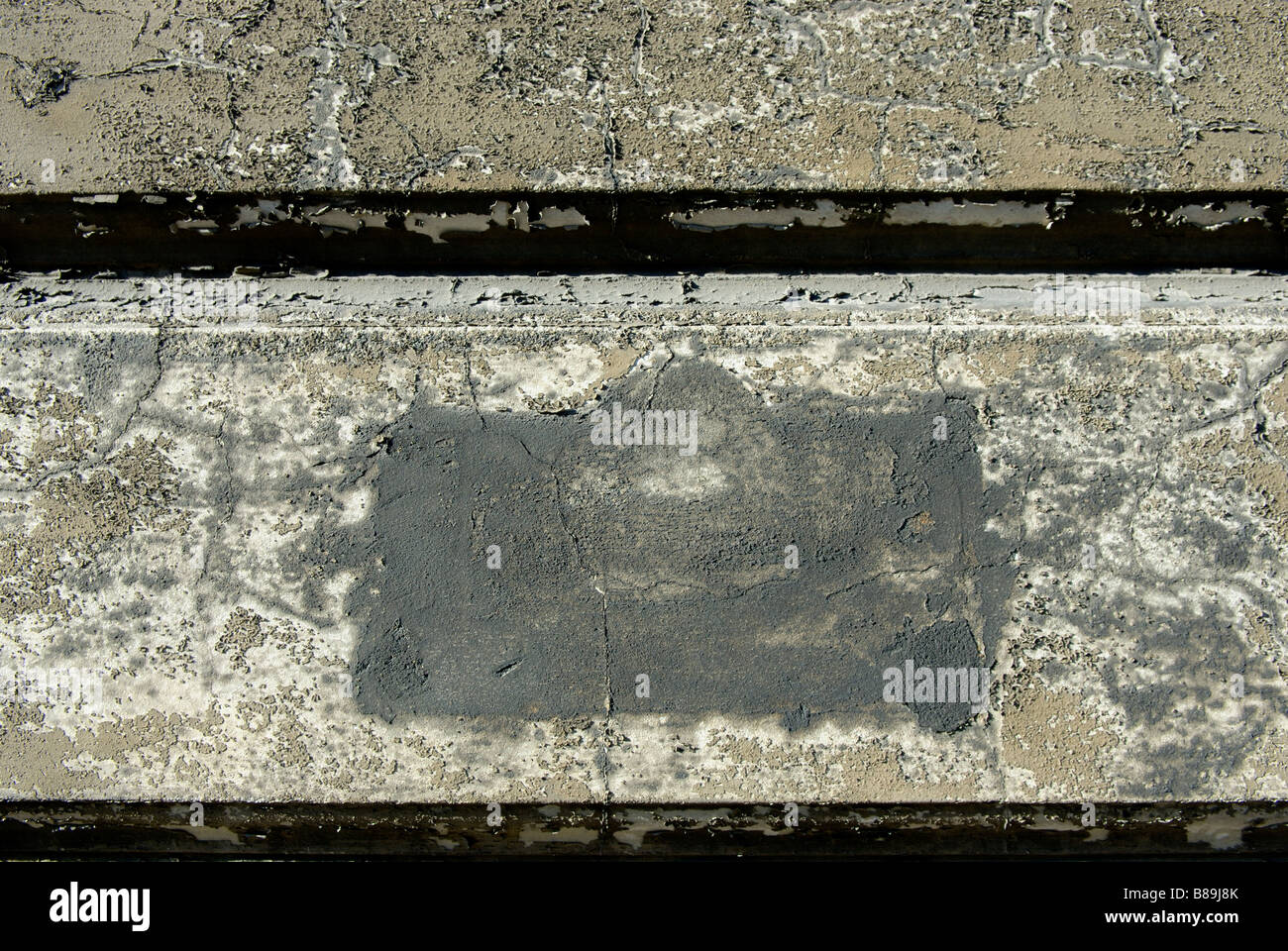 GRUNGE WALL - Stock Image