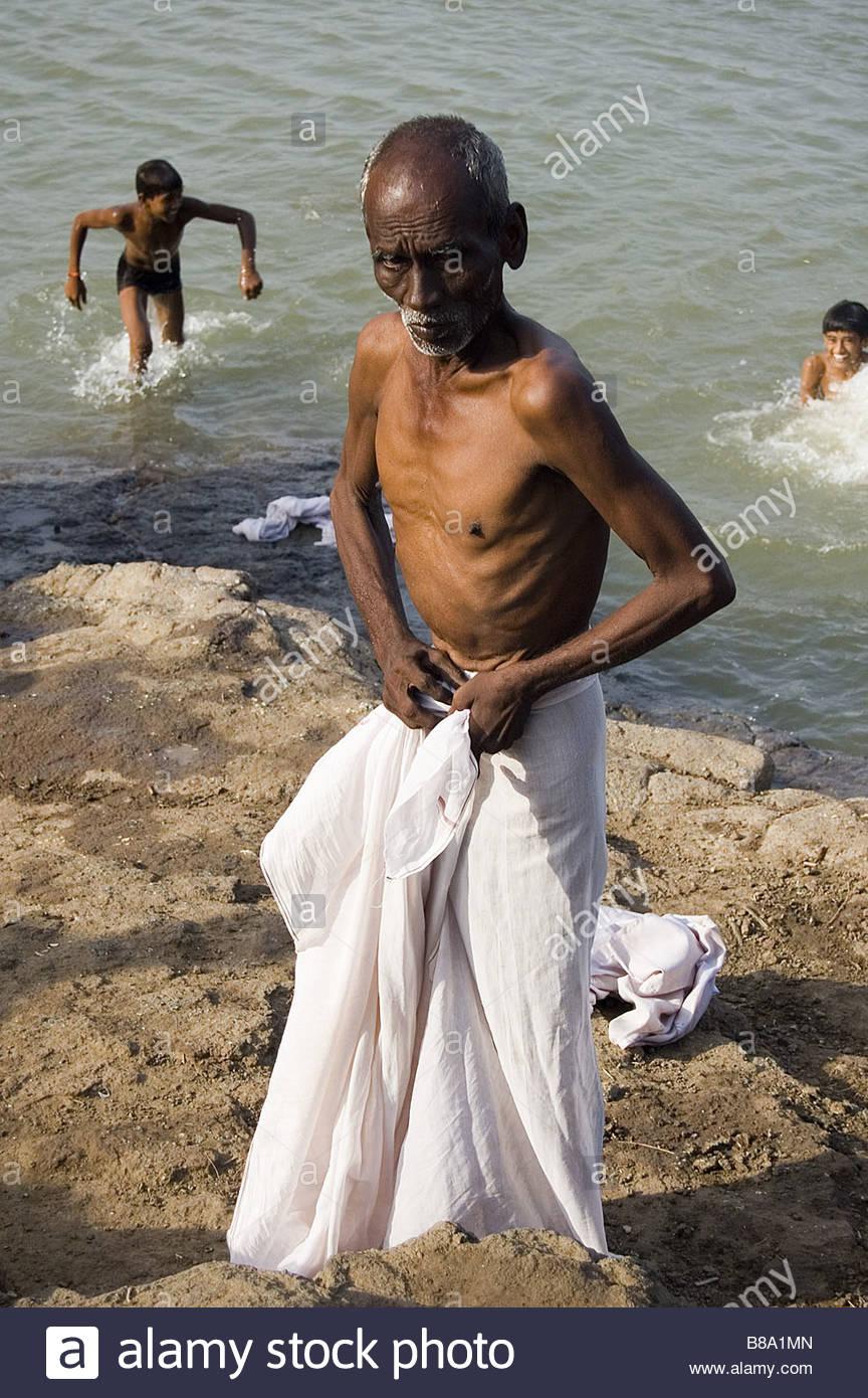Man Wearing Dhoti Stock Photos  Man Wearing Dhoti Stock -6357