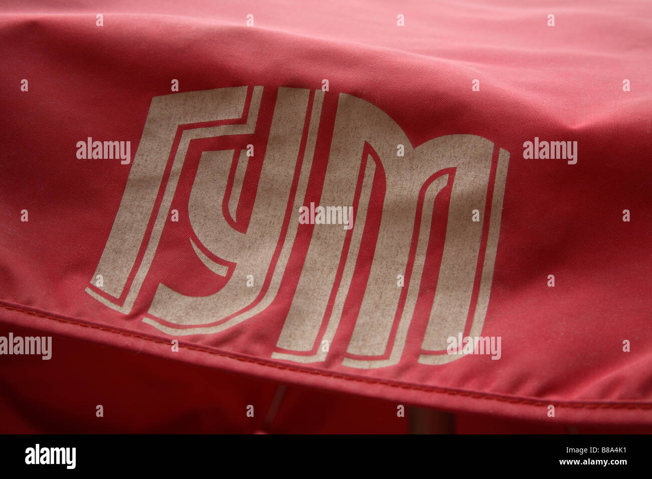 Russia,Moscow,Red Square,Gum Department Store,Sign - Stock Image