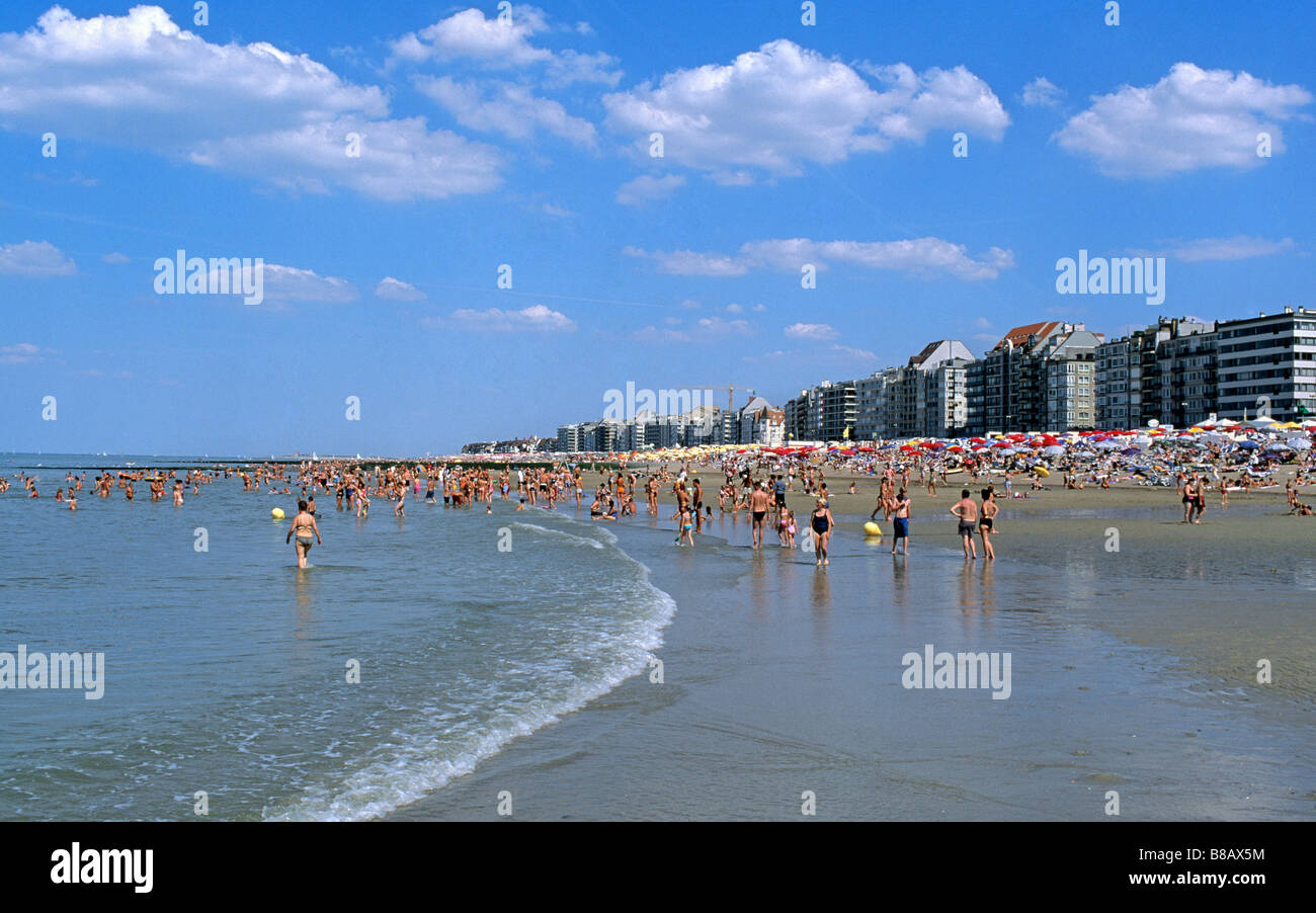 belgium flanders knokke le zoute stock photo 22367680 alamy. Black Bedroom Furniture Sets. Home Design Ideas