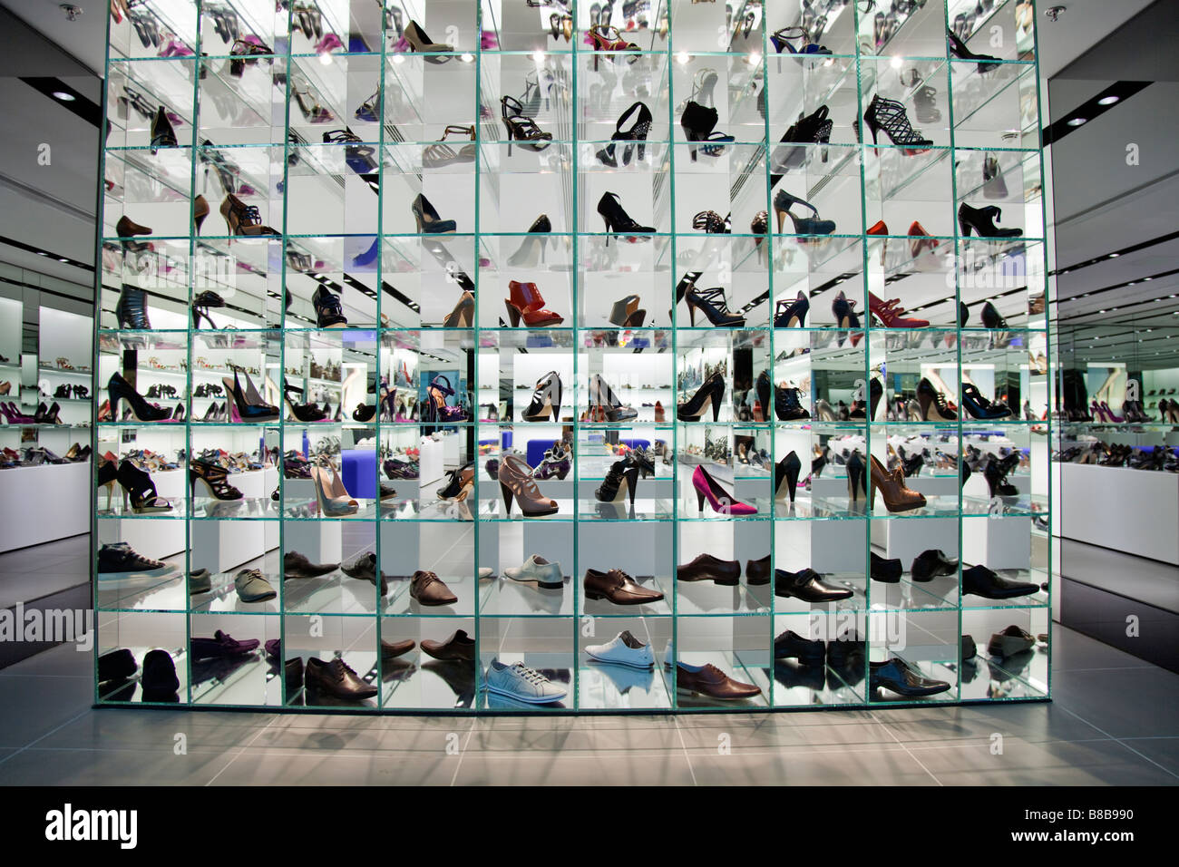 Shoe Store In Commerce