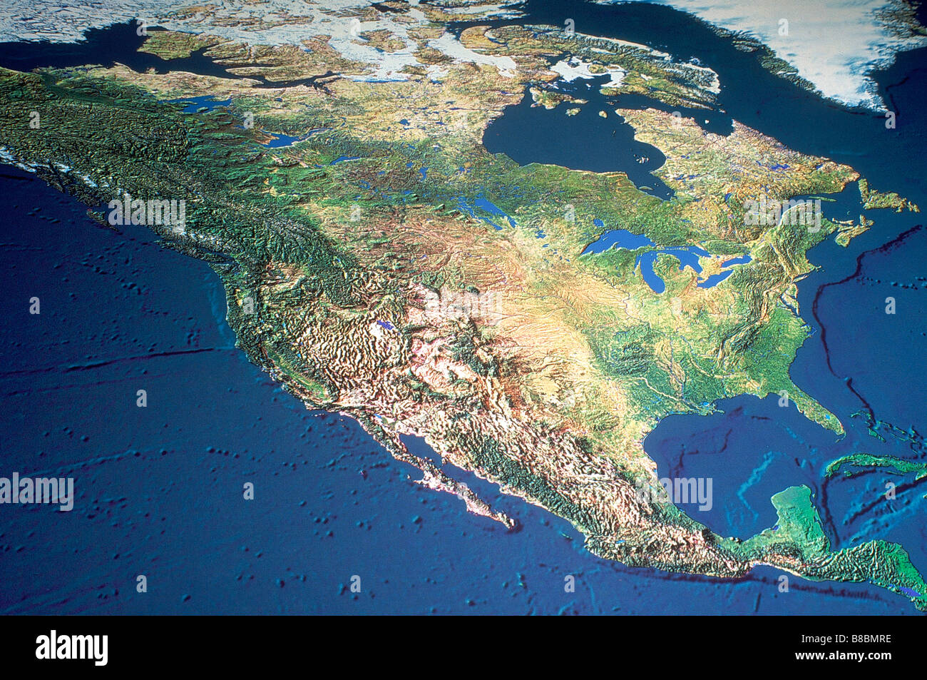 Map Of Canada Usa And Mexico.Map Mexico Canada Stock Photos Map Mexico Canada Stock Images Alamy