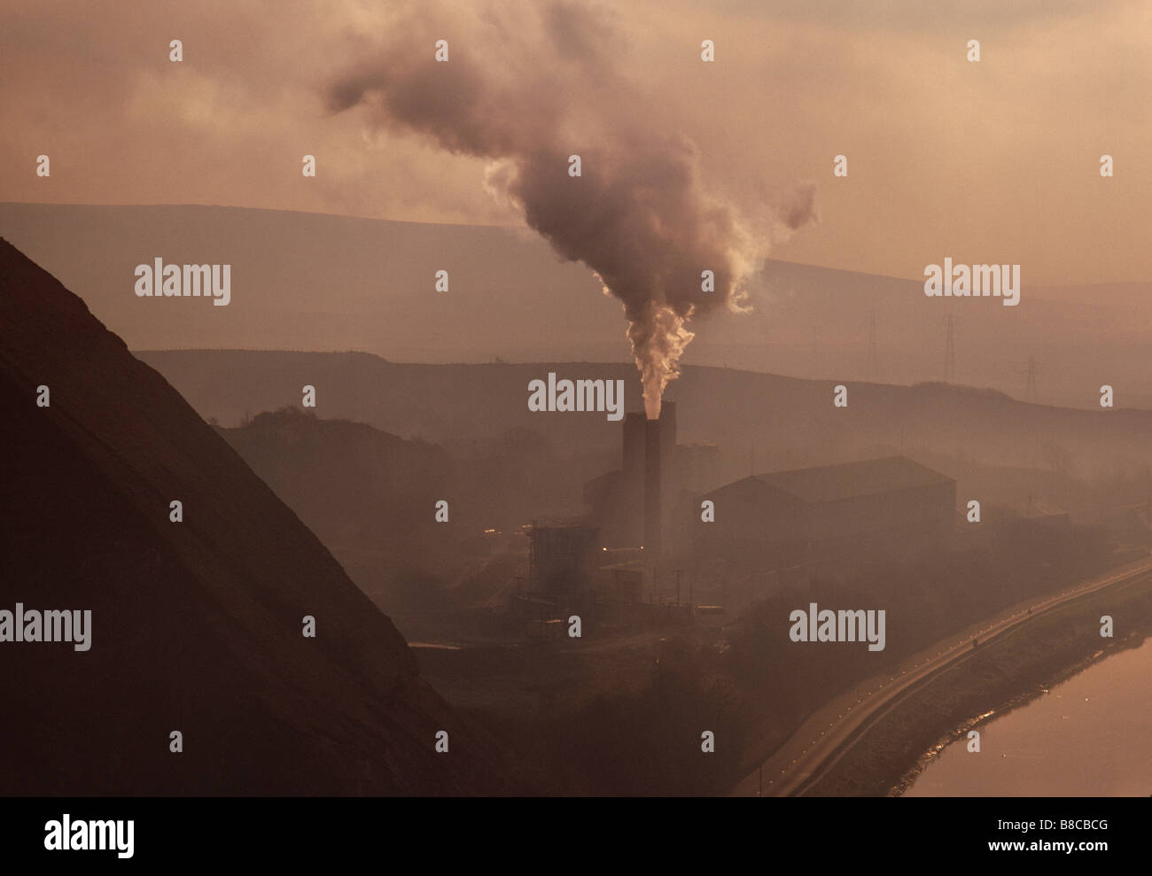 Pollutant Emission Stock Photos Amp Pollutant Emission Stock