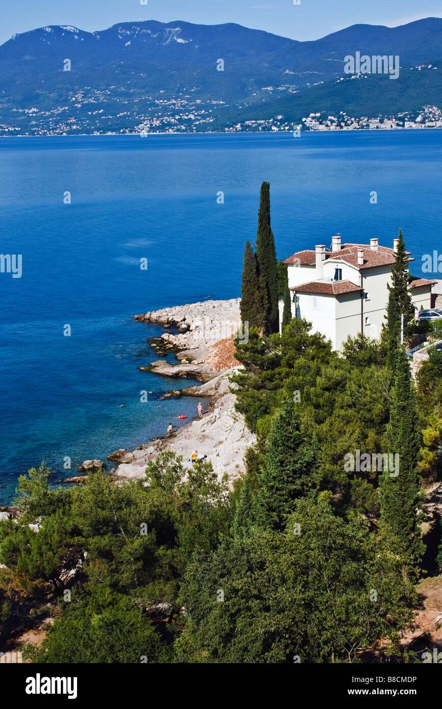 Croatia, Mediterranean sea - Stock Image