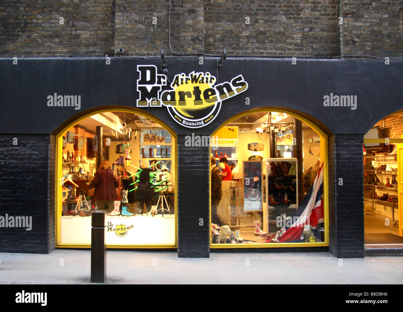 Shoe Shop Covent Garden London