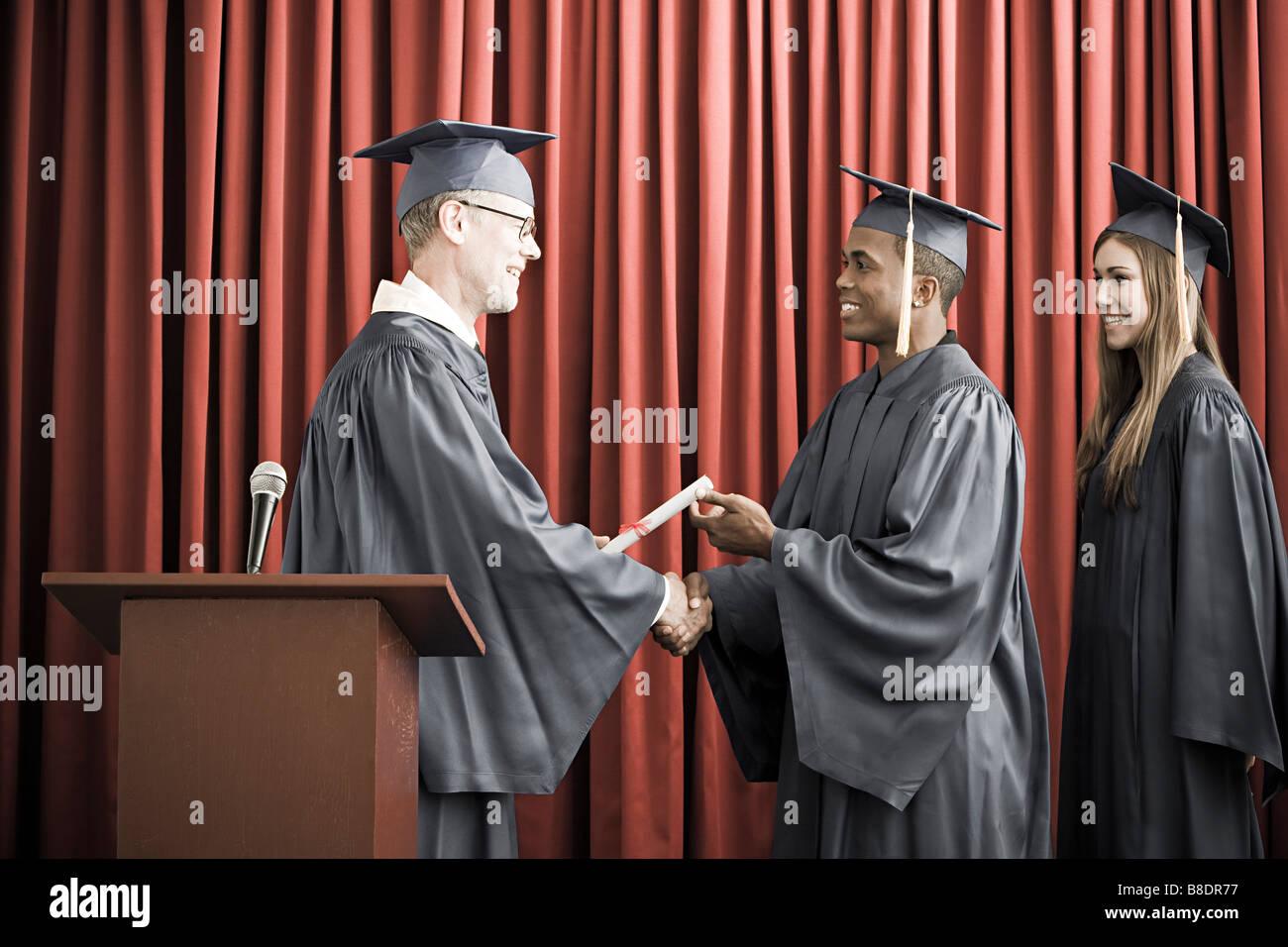 Graduation - Stock Image