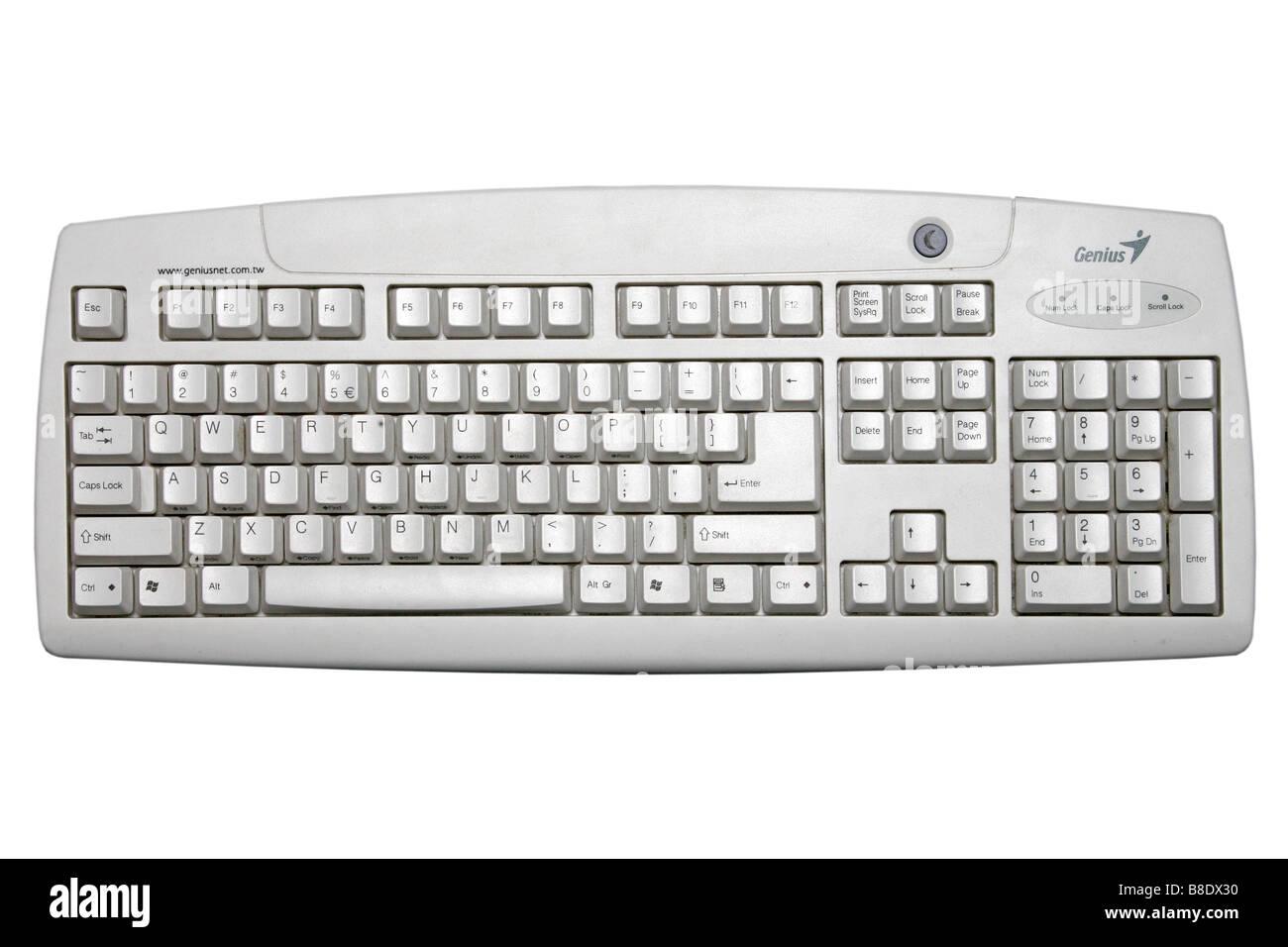 Keyboard Computer Symbol Connection Internet Stock Photos Keyboard
