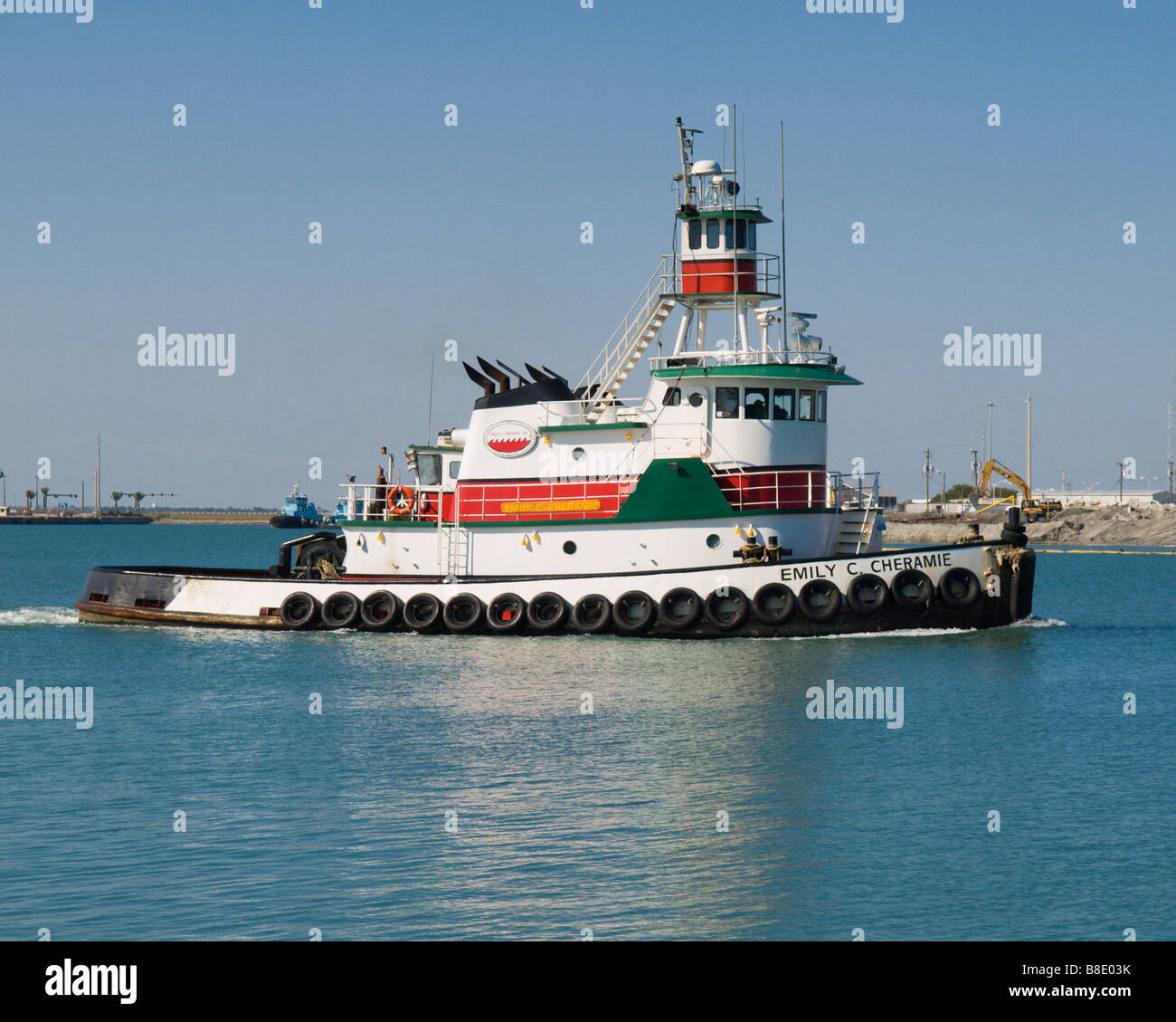 Tugboat Stock Photos & Tugboat Stock Images
