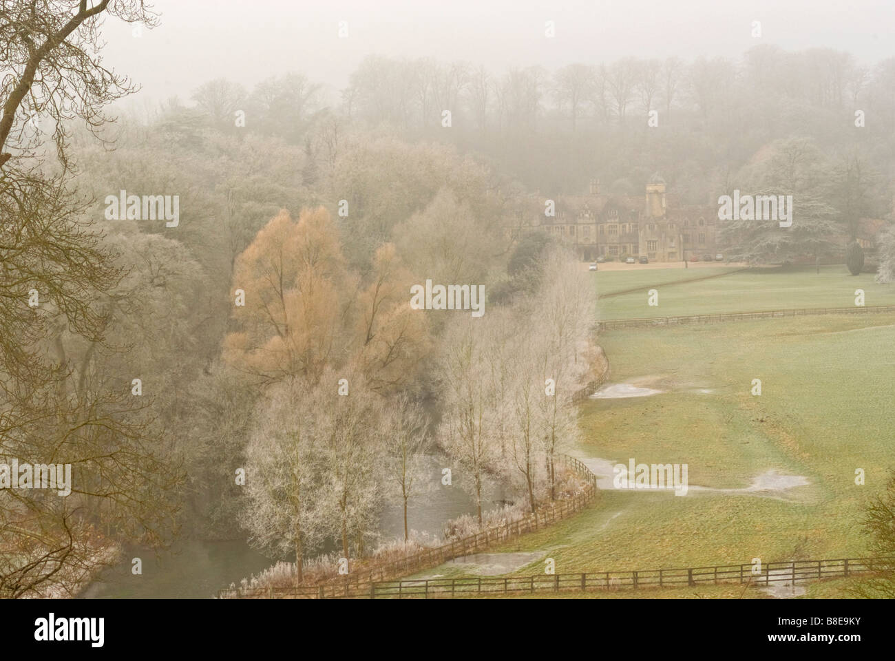 Phenomenal Bibury Court Stock Photos Bibury Court Stock Images Alamy Download Free Architecture Designs Lukepmadebymaigaardcom