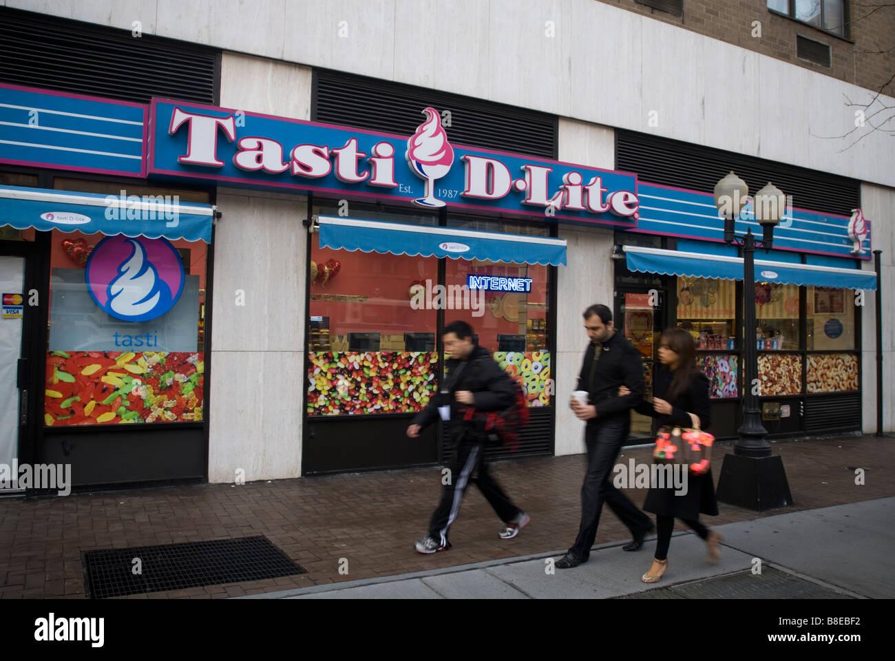 Tasti D Lite Stock Photos Tasti D Lite Stock Images