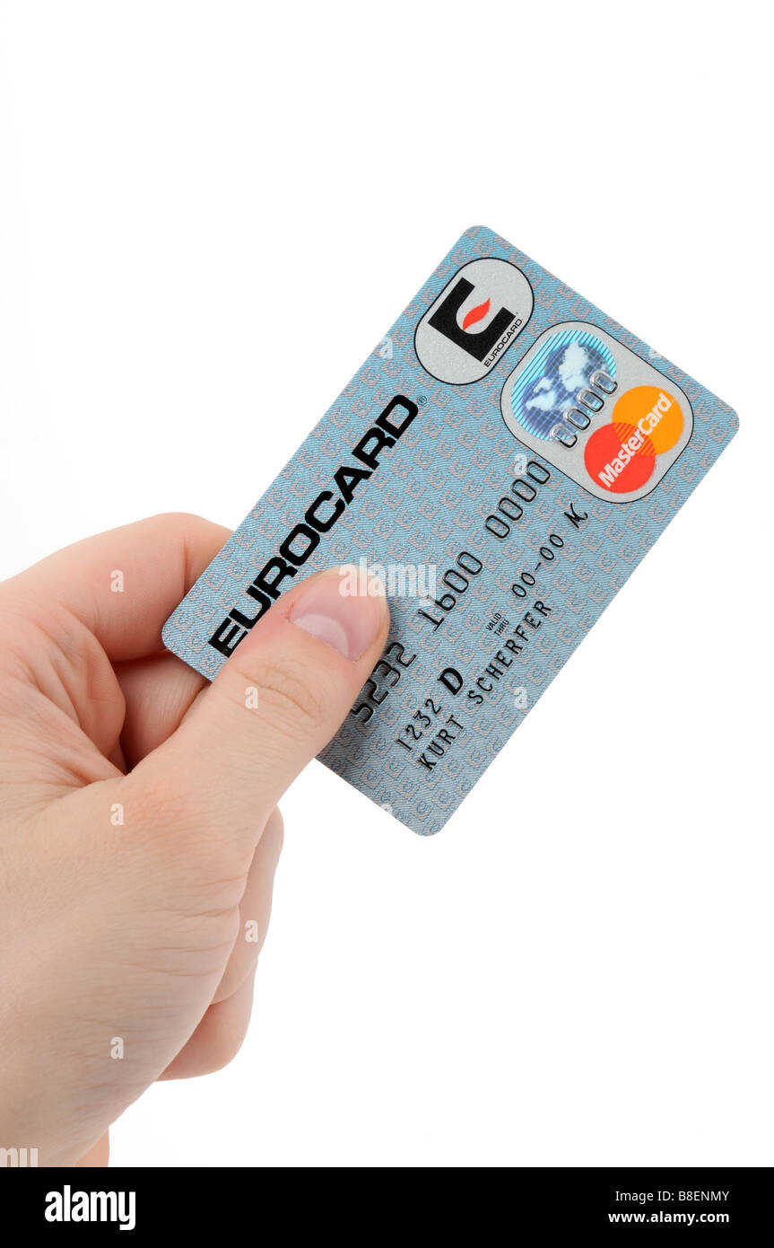 Eurocard Stock Photos Eurocard Stock Images Alamy