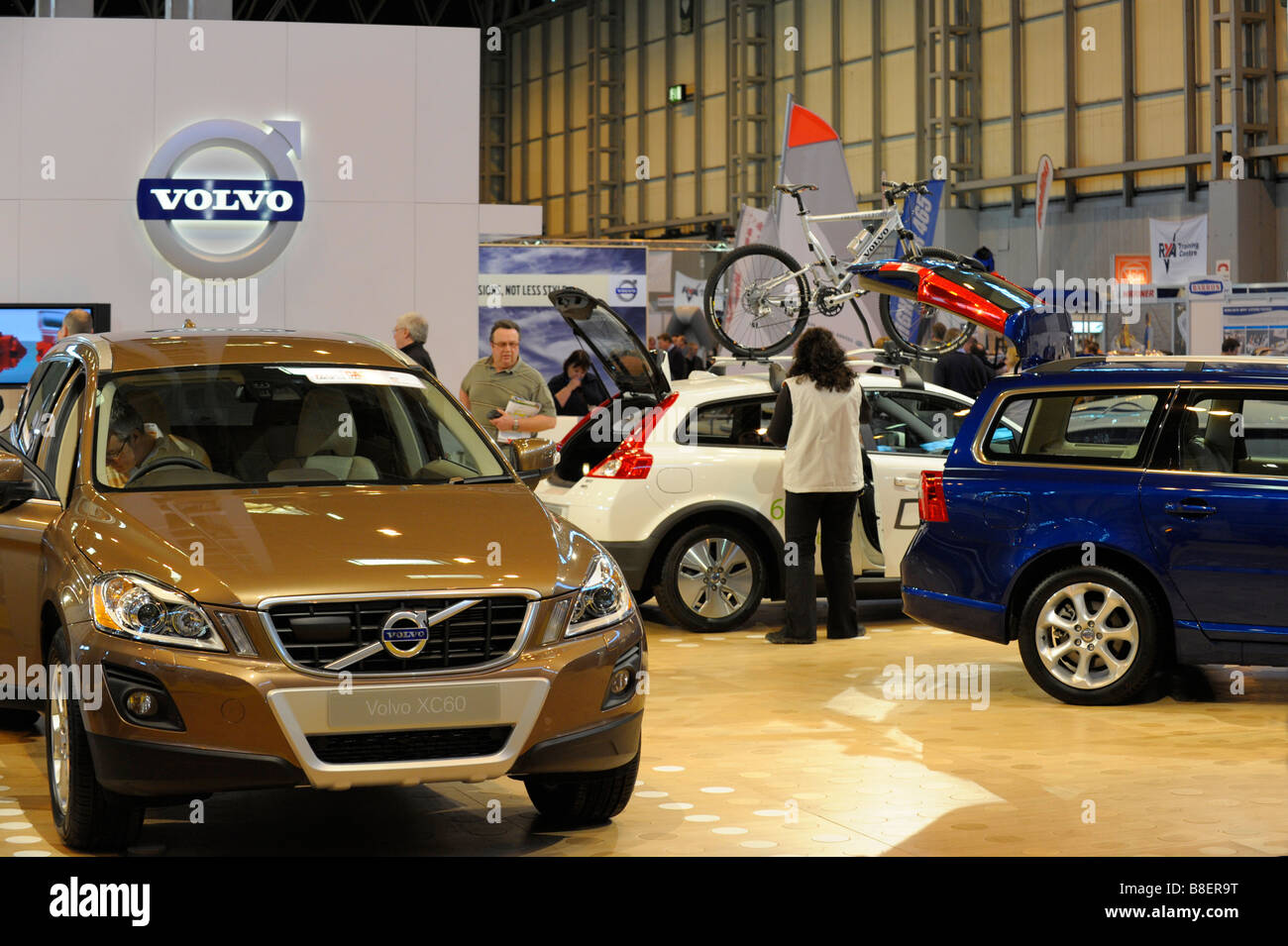 Volvo Exhibition Stand : Volvo cars show stock photos volvo cars show stock images alamy