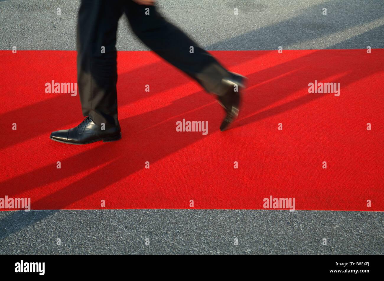 a of on carpet Stock man walking Legs Photo22455766 red 6b7yYfg