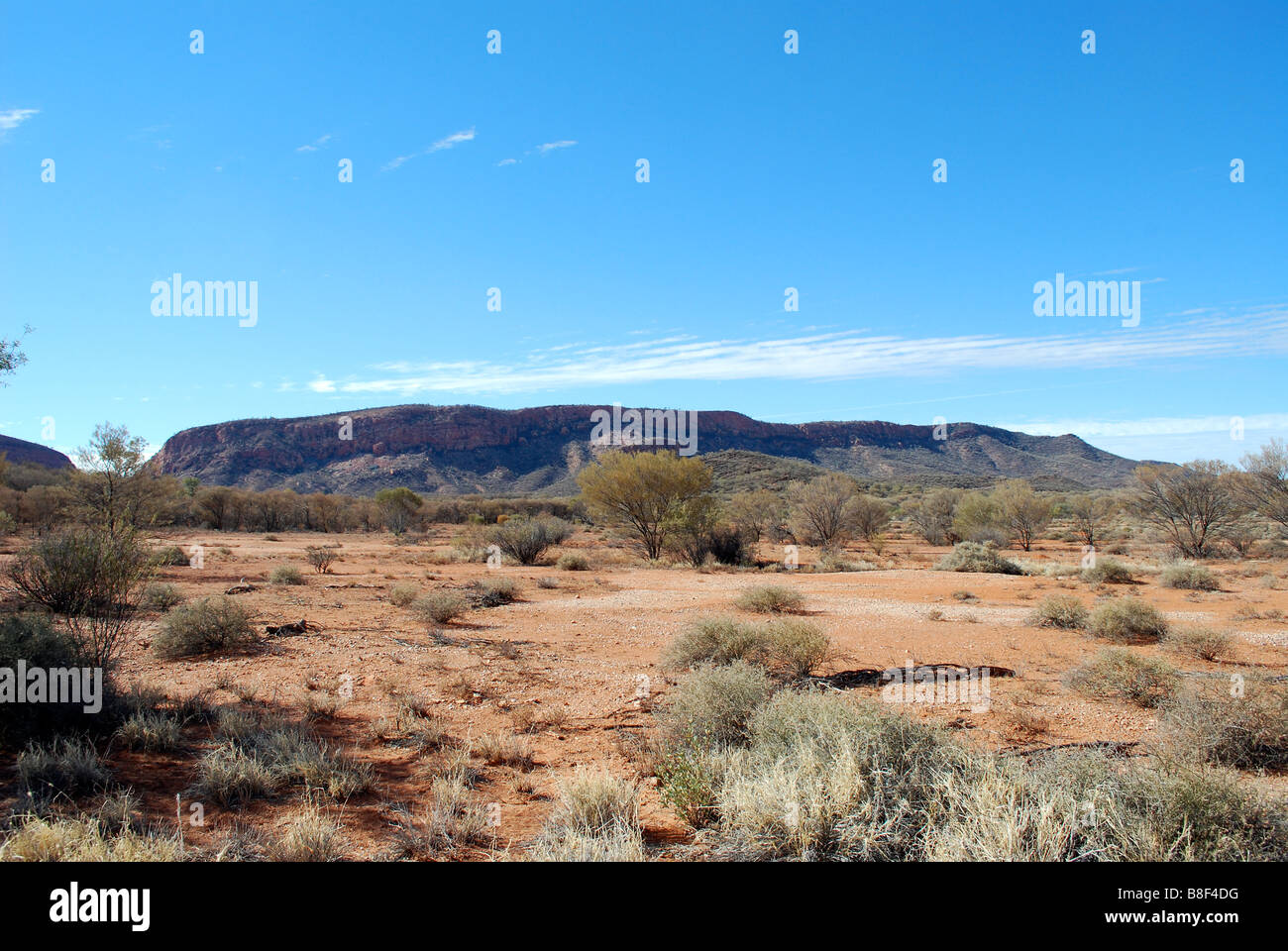 West MacDonnell Ranges, Northern Territory - Stock Image