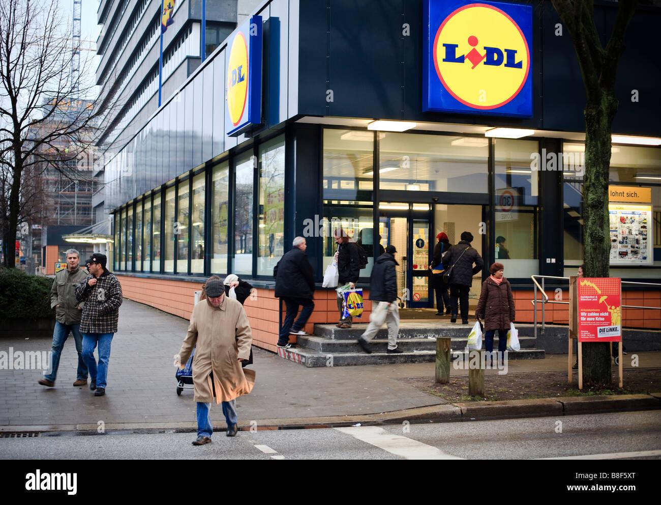Lidl In Deutschland