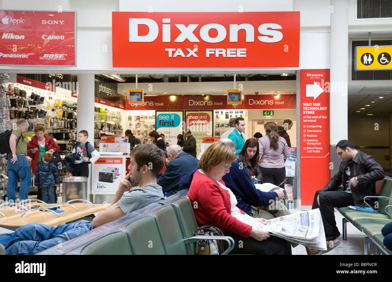 Dixons Store Stock Photos & Dixons Store Stock Images - Alamy