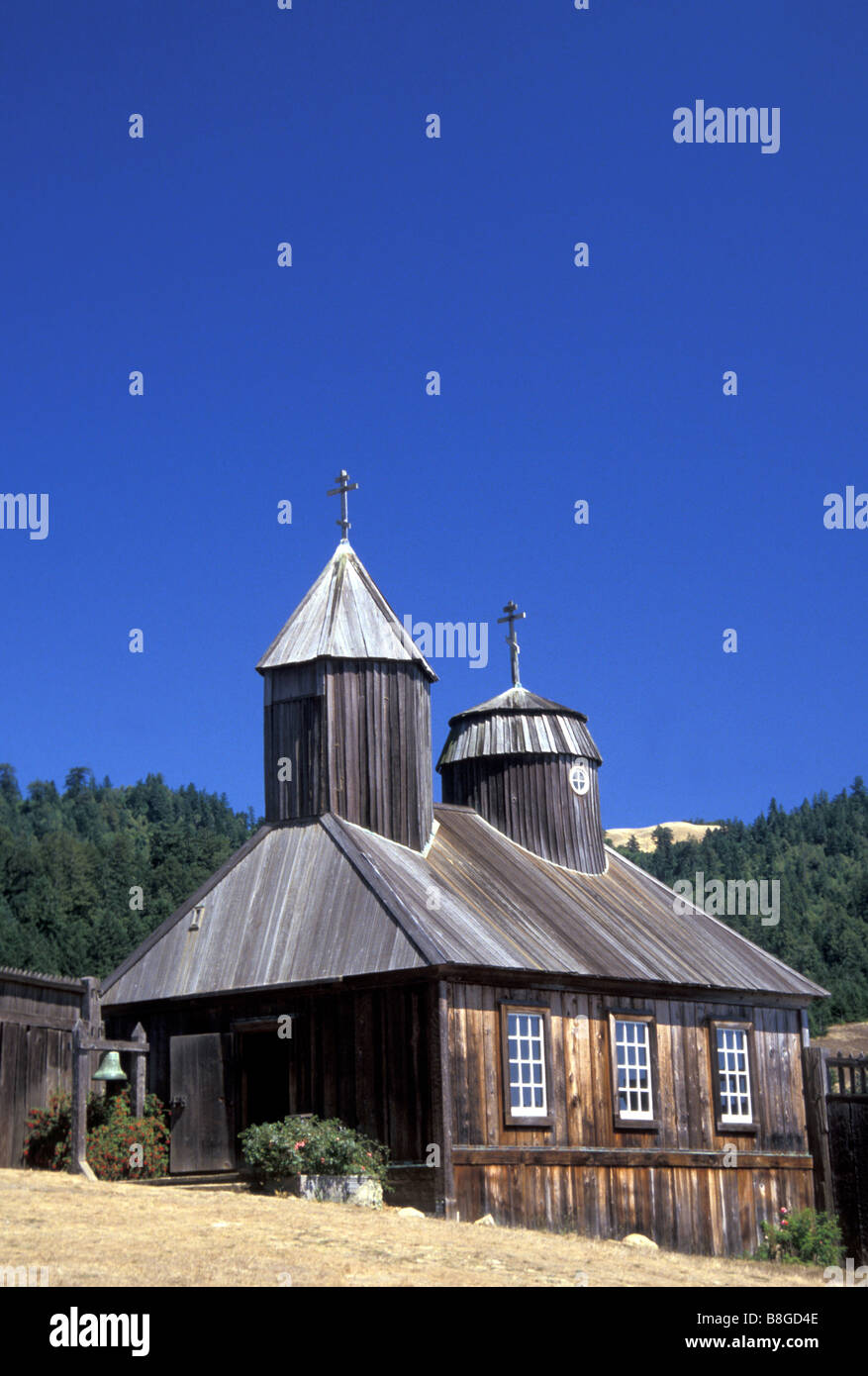 Fort Ross, CA - Stock Image