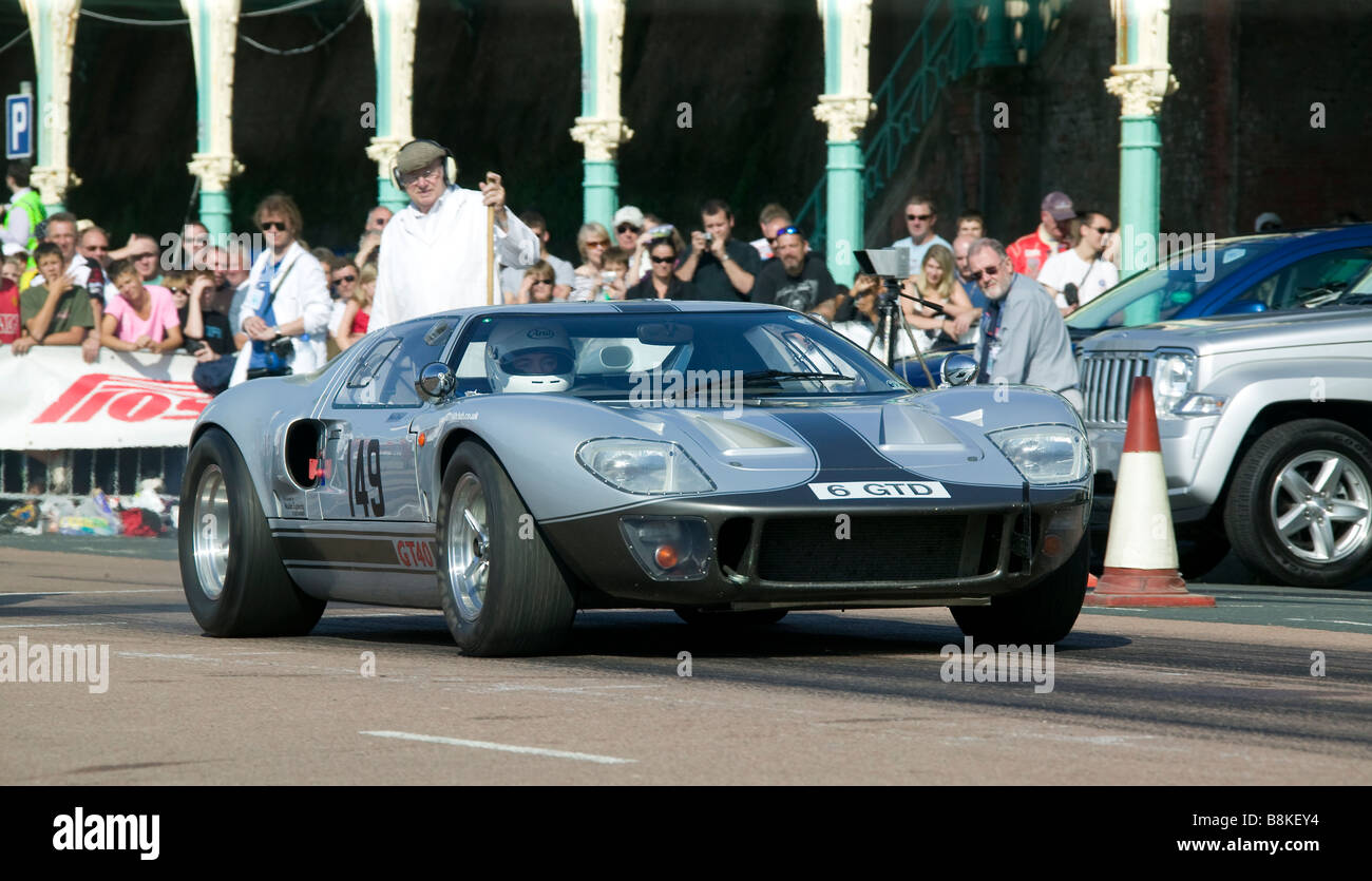 Ford Gt40 Race Car Stock Photos Ford Gt40 Race Car Stock Images