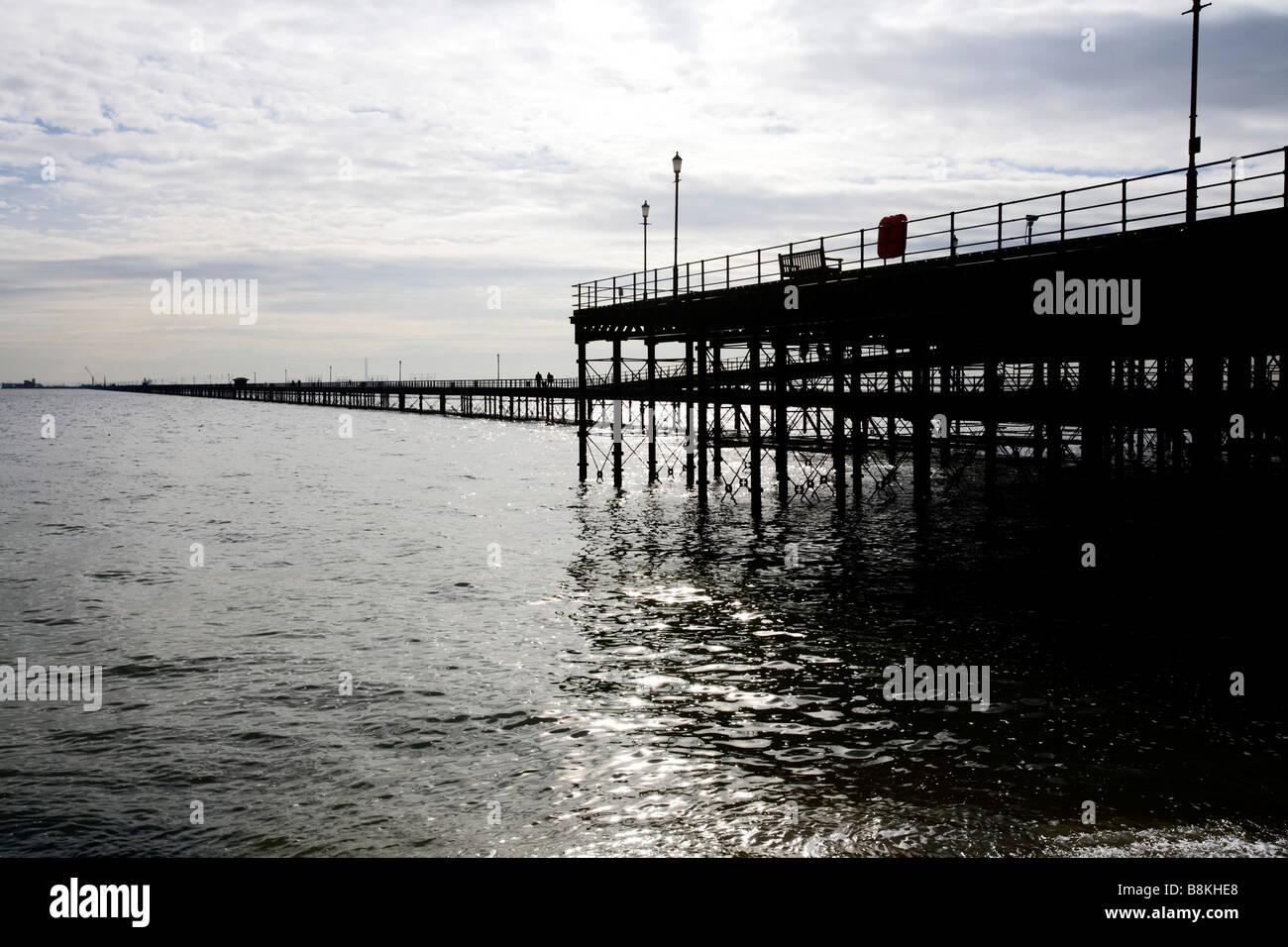 Southend Pier - Stock Image